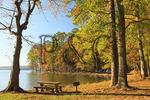 Town Creek Campground, Lake Guntersville Resort State Park, Guntersville, Alabama, USA