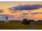 Moonrise, Swoope, Shenandoah Valley, Virginia