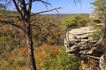 Buck's Pocket State Park, Grove Oak, Alabama, USA