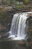 Little River Falls, Little River Canyon National Preserve, Fort Payne, Alabama, USA