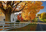 Farm House, Swoope, Shenandoah Valley, Virginia