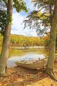 Cheaha Lake, Cheaha State Park, Delta, Alabama, USA