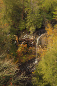 Piney Creek Falls, Fall Creek Falls State Resort Park, Pikeville, Tennessee, USA