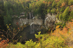 Fall Creek Falls, Fall Creek Falls State Resort Park, Pikeville, Tennessee, USA