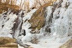 Jones River Falls, Shenandoah National Park, Virginia, USA