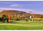 Golf course, Quechee, Vermont