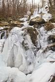 Dark Hollow Falls, Shenandoah National Park, Virginia, USA