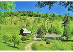 Farm on Pomfret Road, Woodstock, Vermont