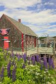 McCurdy Smokehouse, Lubec, Maine, USA