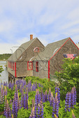 McCurdy Smokehouse, Lubec, Maine, USA