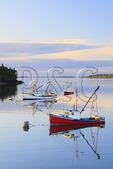 Harbor, Lubec, Maine, USA