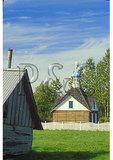 Old Russian Parish, Historic town, Kenai, Alaska