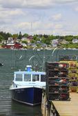 Harbor, Beals, Maine, USA
