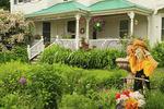 The Hilltop Inn, Sugar Hill, White Mountains, New Hampshire, USA