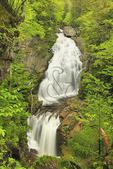 Crystal Cascade, Pinkham Notch, White Mountains, New Hampshire, USA