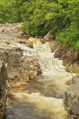 Rocky Gorge, Kancamagus Highway, New Hampshire, USA