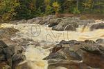 Swift River Falls, Frye, Maine, USA