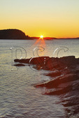 Bar Harbor Shore Path, Bar Harbor, Mount Desert island, Maine, USA