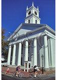 Old Whaling Church, Edgartown, Marthas Vineyard, Massachusetts