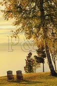 Sunset, Loon Lodge, Rangeley Lake, Rangeley, Maine, USA
