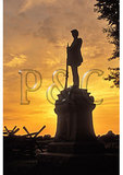 130th Pennsylvania Monument at Bloody Lane, Antietam National Battlefield, Sharpsburg, Maryland