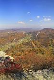McAfee Knob, Appalachian Trail, Roanoke, Virginia, USA