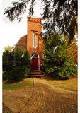 Saint Lukes Church, Church Hill, Maryland