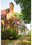 Main House, Sotterley Plantation, Hollywood, Maryland