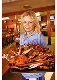 Blue Crab Feast, Popes Creek, Maryland