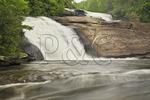 Triple Falls, DuPont State Forest, Brevard, North Carolina, USA