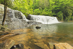 Hooker Falls, DuPont State Forest, Brevard, North Carolina, USA