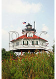 Drum Point Lighthouse, The Calvert Marine Museum, Solomons, Maryland
