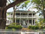 LESESNE HOUSE, HISTORIC DOWNTOWN, FERNANDINA BEACH, FLORIDA, USA