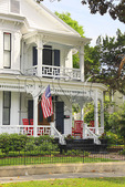 HISTORIC 6TH STREET, FERNANDINA BEACH, FLORIDA, USA
