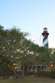 SAINT AUGUSTINE LIGHTHOUSE AND MUSEUM, SAINT AUGUSTINE BEACH, FLORIDA, USA