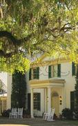 RIBAULT CLUB, FORT GEORGE ISLAND CULTURAL STATE PARK, FORT GEORGE ISLAND, JACKSONVILLE, FLORIDA, USA