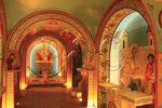 SAINT PHOTIOS NATIONAL GREEK ORTHODOX SHRINE, HISTORIC DOWNTOWN, SAINT AUGUSTINE, FLORIDA, USA