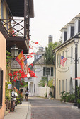 HISTORIC DOWNTOWN, SAINT AUGUSTINE, FLORIDA, USA