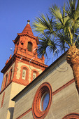 GRACE METHODIST CHURCH, HISTORIC DOWNTOWN, SAINT AUGUSTINE, FLORIDA, USA
