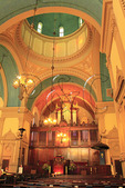 FLAGLER MEMORIAL PRESBYTERIAN CHURCH, HISTORIC DOWNTOWN, SAINT AUGUSTINE, FLORIDA, USA