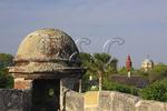 CASTILLO DE SAN MARCOS, HISTORIC DOWNTOWN, SAINT AUGUSTINE, FLORIDA, USA