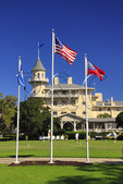 The Jekyll Island Club, Historic District, Jekyll Island, Georgia, USA