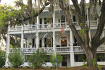 The Rhett House Inn, Historic District, Beaufort, South Carolina, USA