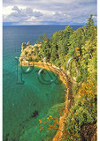 Miner's Castle, Pictured Rocks National Lakeshore, Munising, Michigan