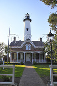 Lighthouse, Saint Simons Island, Georgia, USA