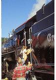 Great Smoky Mountain Railroad, Bryson City, North Carolina