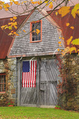 Stone Barn Farm, Bar Harbor, Maine, USA