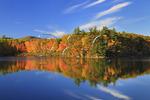 Megunticook Lake, Camden, Maine, USA