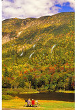 Wiley House Pond, Crawford Notch, North Conway, White Mountains, New Hampshire