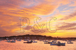 Sunrise, Carvers Harbor, Vinalhaven, Maine, USA